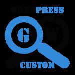 Google Custom Search instead of Wordpress Search