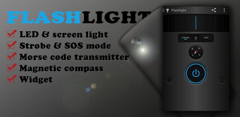 Multifunction LED Flashlight PRO features