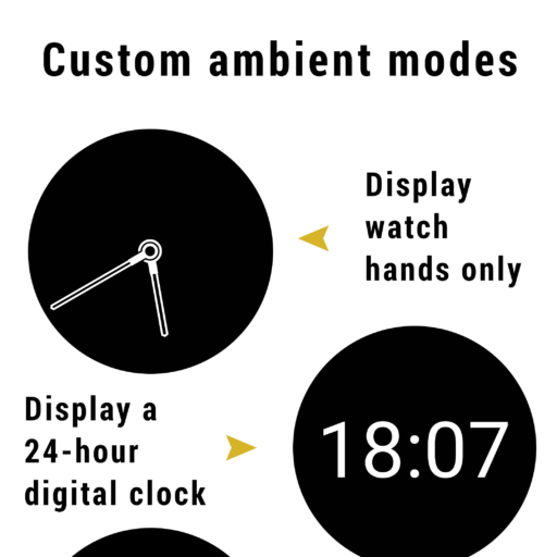 Ksana Sweep Ambient mode alternatives