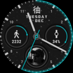 Ksana Sweep v 1.1.4 - more for Android Wear 2.0 complications