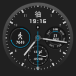 More accurate step count, Ksana Sweep Watch Face